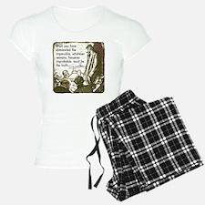 sherlockquote_truth Pajamas
