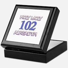 Holy Moly 102 already Keepsake Box