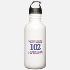 Holy Moly 102 already Water Bottle
