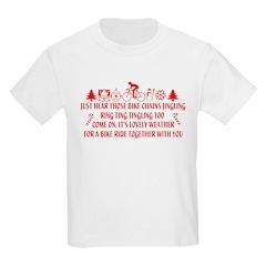 Christmas Humor Kids T-Shirt
