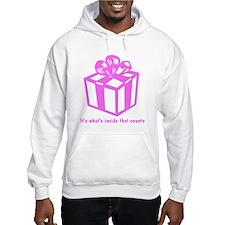 Gift Box - Pink Hoodie