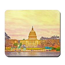 postcard Mousepad