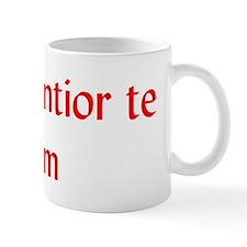 I'm Smarter than You Small Mug