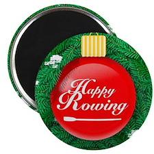 ornament_redball Magnet
