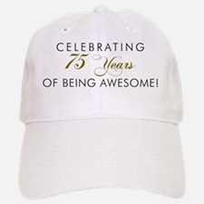 Celebrating 75 Years Awesome Hat