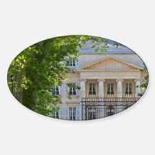 The Chateau Margaux built in 1802 1 Decal