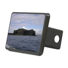 Staffa showing caves Hitch Cover
