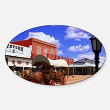 Tombstone Street Decal