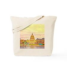 poster small Tote Bag