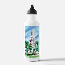AWP_CafePress_TourEiff Water Bottle