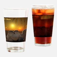 NomadMousepad Drinking Glass