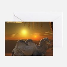 NomadMousepad Greeting Card