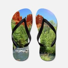 Cathedral Rock Flip Flops