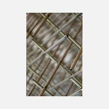 GRENOBLE: Musee De Grenoble Art M Rectangle Magnet