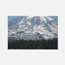 mountain2 Rectangle Magnet