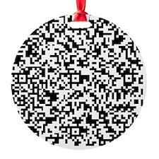qrcode.1768052 Ornament