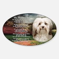 godmadedogs(license) Decal