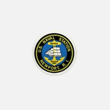 NEWPORT US Naval Station Rhode Island  Mini Button