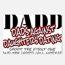 dadsshhot Postcards (Package of 8)