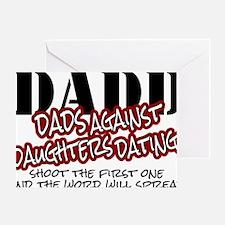 dadsshhot Greeting Card