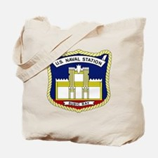 US NAVAL STATION SUBIC BAY PHILIPPINES Mi Tote Bag