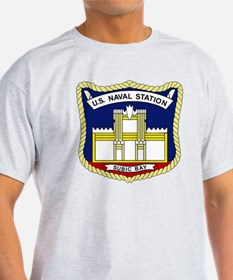 US NAVAL STATION SUBIC BAY PHILIPPIN T-Shirt