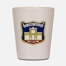 US NAVAL STATION SUBIC BAY PHILIPPINES  Shot Glass