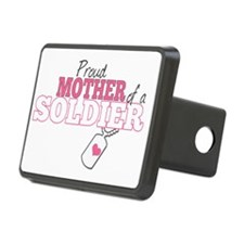 Mother of a Soldier Hitch Cover