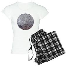 Modern Mayan Calender Pajamas
