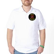 Narwhal Jousting Circle T-Shirt