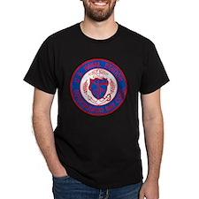 US NAVAL STATION GUANTANAMO BAY CUBA  T-Shirt