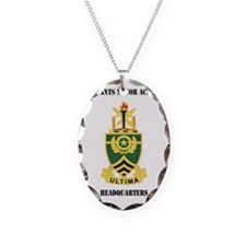 sergeantmajoracademyhead Necklace