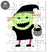 Little Witch Puzzle
