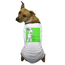 DOWlogosquare Dog T-Shirt