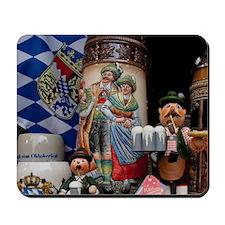 Germany, Franconia, Rothenburg. Typical  Mousepad