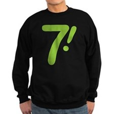 7! Logo (Green) Sweatshirt