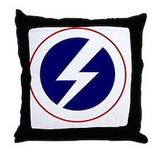 British Union Of Fascists Throw Pillow