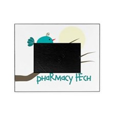 pharmacy tech bird Picture Frame