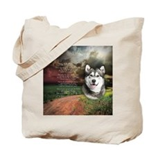 godmadedogs(button) Tote Bag