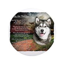 "godmadedogs2 3.5"" Button"