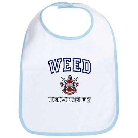 WEED University Bib