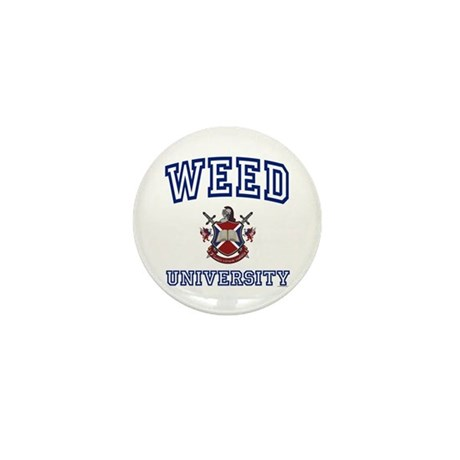 WEED University Mini Button (10 pack)
