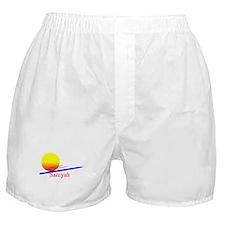 Saniyah Boxer Shorts