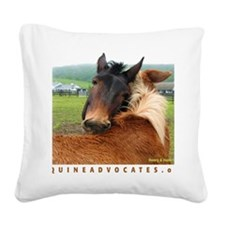 Henry_HankCafe Square Canvas Pillow