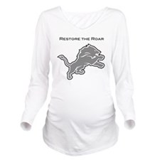 rther Long Sleeve Maternity T-Shirt