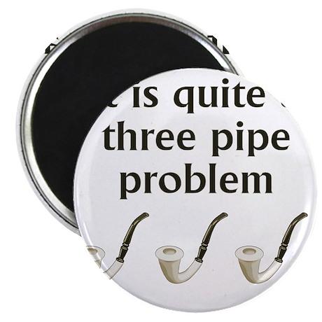 threepipesmalls Magnet