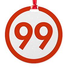 99t Ornament