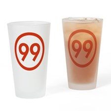 99t Drinking Glass