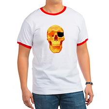 Golden Skull T