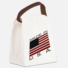MADE IN USA IX Canvas Lunch Bag